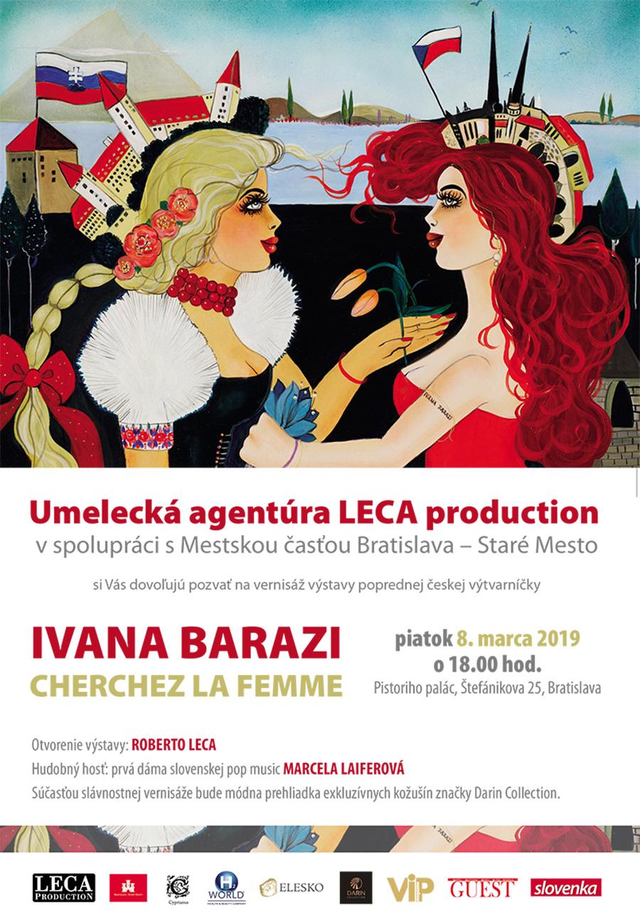 POZVaNKA_LECA PRODUCTION_VERNISAZ IVANA BARAZI