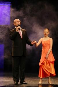 19. Spevák Miroslav Švába so štipendistkou Miriam