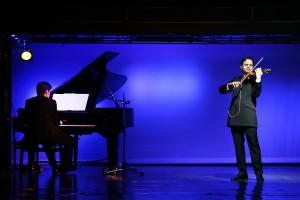20. Svoje majstrovské umenie predviedol husľový virtuóz Dalibor Karvay