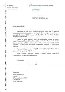 Vyjadrenie ministra kultúry SR Mareka Maďariča